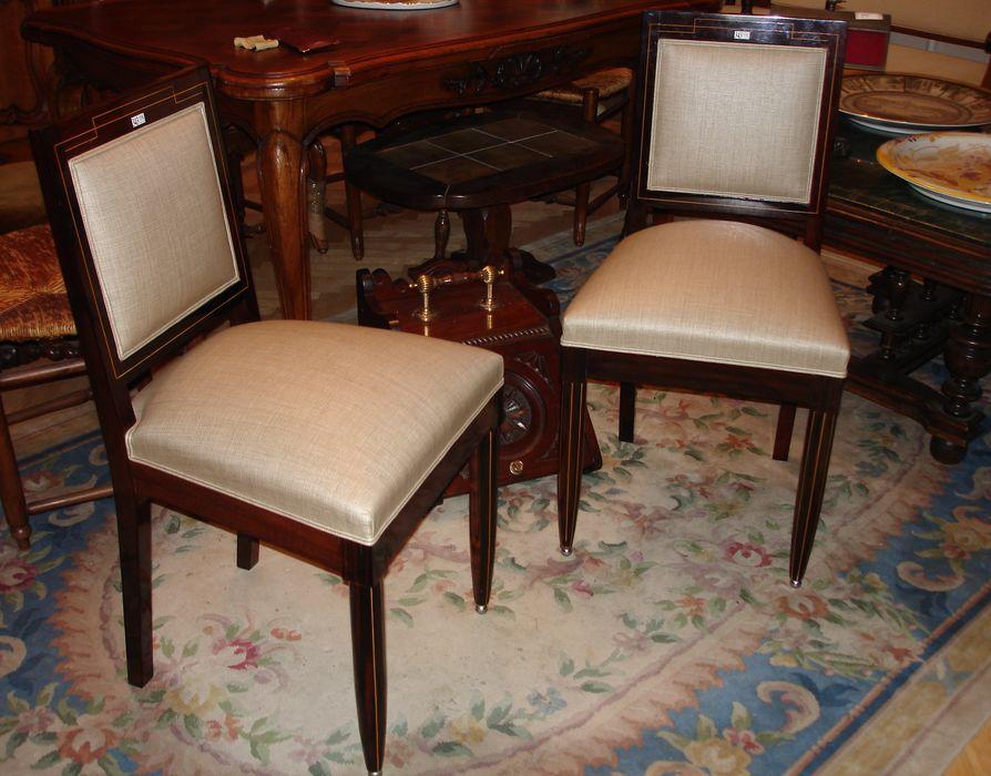Пара стульев