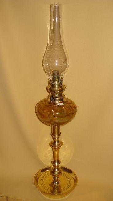 Лампа масляная