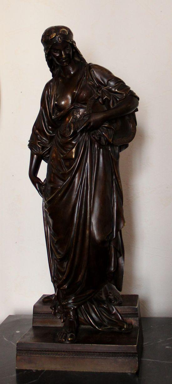 Скульптурная композиция «Саломея»