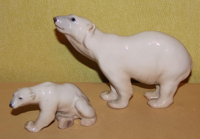Композиция «Белые медведи»